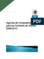 Agenda de Competitividad Para Las Centrales de Abasto 08-12