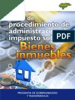 Manual de Administracion Del Impuesto Sobre Bienes Inmuebles