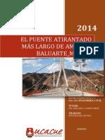 Puente Baluarte México