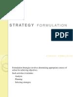 Strategy Formulation .ppt