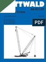 Pluma Reforzada AK-912