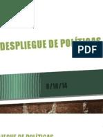 PRESENTACIÓN DESPLIEGUE DE POLÍTICAS.pptx
