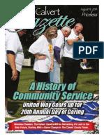 2014-08-14 The Calvert Gazette
