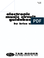 Electronic Music Circuit Guidebook