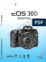 Canon EOS30D Instr Manual