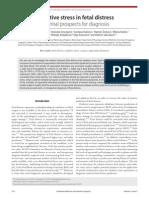 Oxidative Stress in Fetal Distress