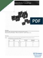 InertiaDynamics CB Couplings Specsheet