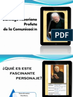 Santiago Alberione Profeta de La Comunicacion