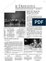 The Definitive Student Newspaper - June 2009