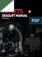 Elitefts Deadlift Manual