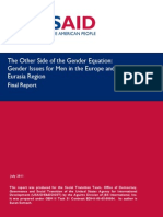 USAID_Gender Issues for Men Europe Eurasia