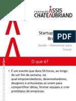 Apresentacao Startup Weekend