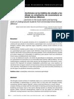 Dialnet-ComplejidadYEclecticismoEnLosHabitosDeEstudioYLosE-4281008