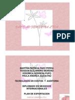 PRESENTACION VANIDAD FEMENINA