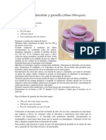 Macarons de Chocolate y Grosella