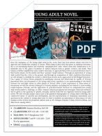 Course Syllabus - The Young Adult Novel