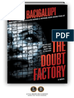 The Doubt Factory by Paolo Bacigalupi (Excerpt)