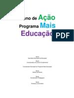 Plano de Ação Mais Educação