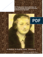 La Vida de Walli Paula Luise Condesa de Luxburg, Princesa de Carolath-Beuthen y Princesa de Schoenaich-Carolath