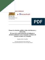 ACD en Los Textos de Colombia