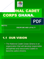 National Cadet Corps Ghana