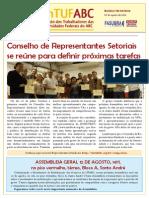 Sintufabc Boletim 09 2014