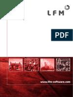 LFM Portfolio Brochure