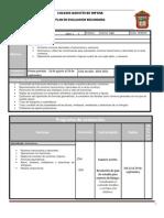 Plan de Evaluacion Mate 1-b 1 14-15