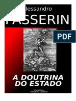 A Doutrina Do Estado- Alessandro Passerin D'Entrves