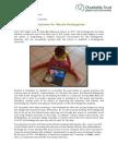 GVI Fiji Achievement Report July 2014 - Yasawas, A Classroom for the Kindergarten