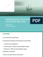 Perforación Costa Afuera (Offshore)