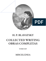 Blavatsky Helena - Collected Writings Tomo XIV