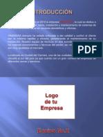 55561841 Ejemplo de Manual de Empresa