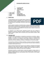 PROGRAMACION CURRICULAR DE MATEMATICA 3° SECUNDARIA TERMINADA