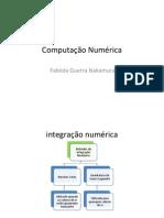 Integração - Gauss-Legendre e Erro