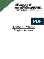 AD&D - Magias Arcanas - Taverna Do Elfo e Arcanios
