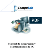 Manual de Reparacion y Mantenimiento Pc Escritorio