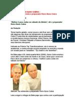 Entrevista com NUNO COBRA - Marcelo Tas entrevista o preparador físico Nuno Cobra 20-06-2007