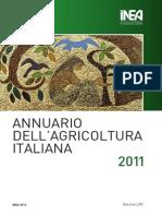 4 Annuario Agricoltura Italiana 2011 Completo