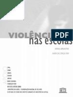 Violências Nas Escolas - Miriam Abramovay e Maria Das Graças Rua