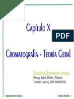 10 Cromatografia Geral