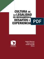 Cultura de La Legalidad FLACSO