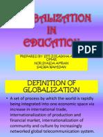 Globalization in Education