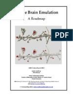 Brain Emulation Roadmap Report