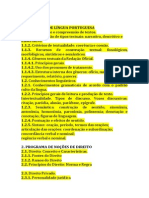 Programa Estudos