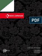 Catalogo San Lorenzo 2012