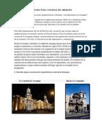 Arquitectura Colonial de Arequipa