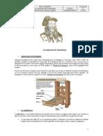 La Imprenta de Gutemberg