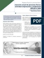 472_Declaración Anual de Personas Físicas Con Actividad Empresarial y Profesional ISR-IETU 2008