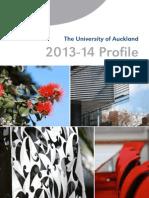 UoA Profile 2013 WEB